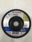 Đá mài Bosch Ø125x6.3x22.23mm