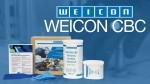 Keo chịu nhiệt hai thành phần Epoxy WEICON CBC 10.0 kg