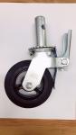 Bánh xe giàn giáo OD 250mm BS1139 (Loại trụ đút ống)