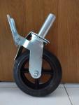 Bánh xe giàn giáo OD 150mm BS1139 (Loại trụ đút ống)