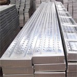 METAL PLANK Q195 240*45*1.2mm*3m BS1139