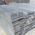 Tấm sàn giàn giáo mạ kẽm, size: 210*45*1.2mm*1.5m, BS1139