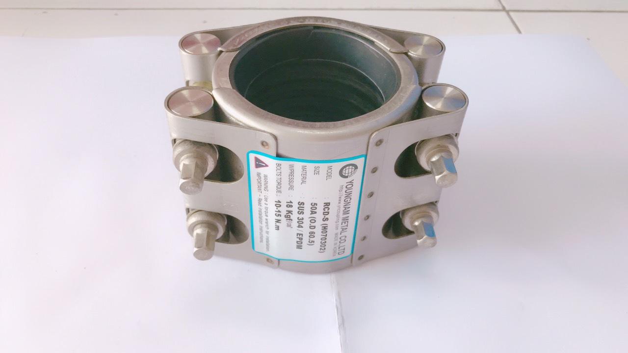 KHỚP NỐI NHANH 50A RCD-S EPDM GRIP